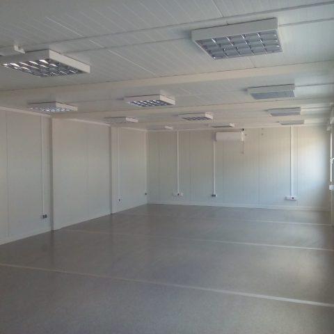 kontener biurowy duży