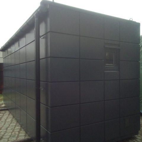 kontenery sanitarne czrne