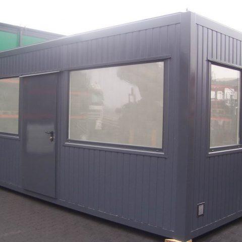 kontener biurowy modułowy Novikont