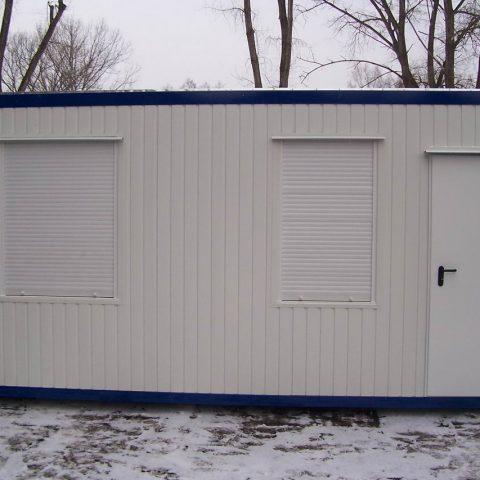 kontenery budowlany Novikont