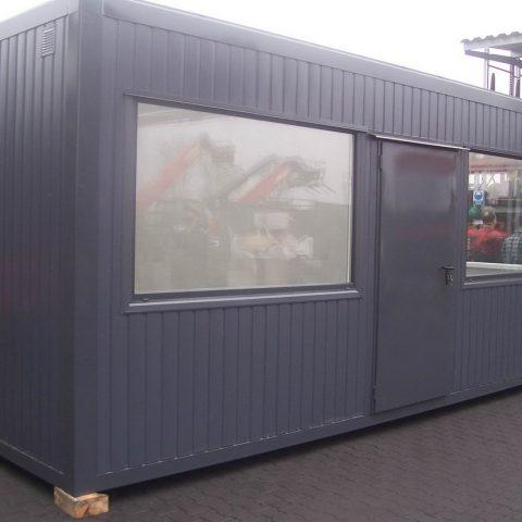 kontenery handlowe modułowe