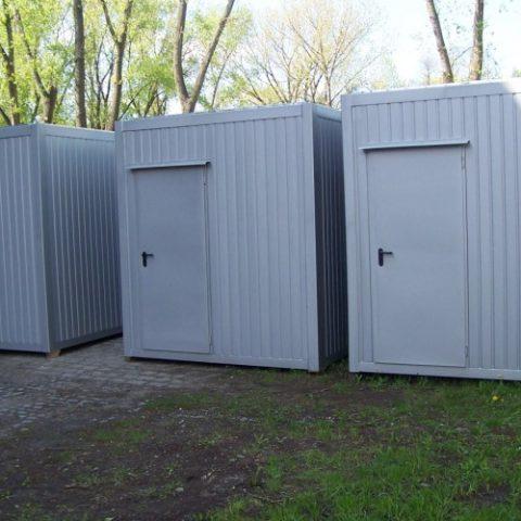 kontenery szatniowe