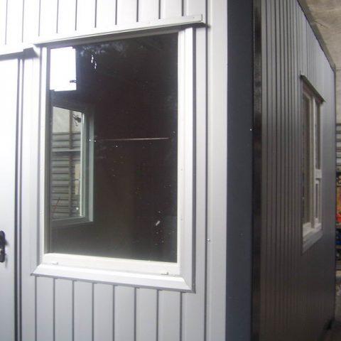 modułowy kontener portiernie
