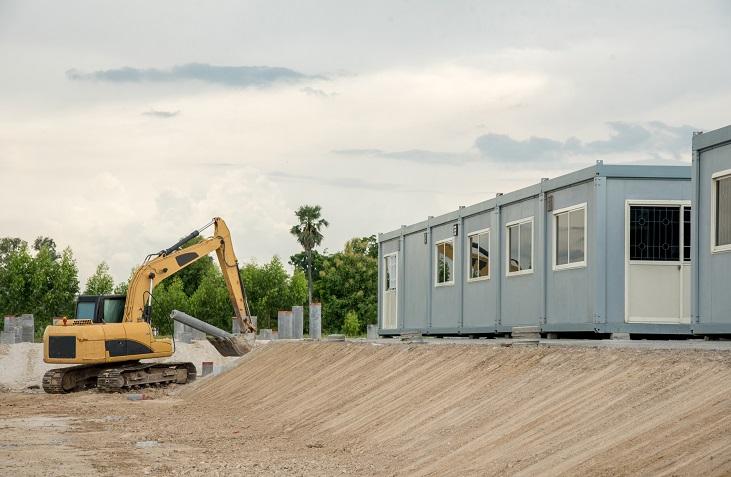 Jak budowane są kontenery socjalne?